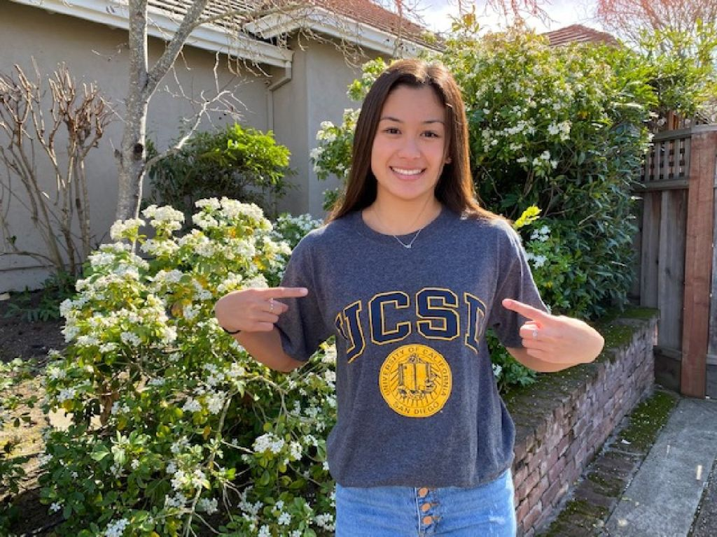 lexi depaco ucsd commitment