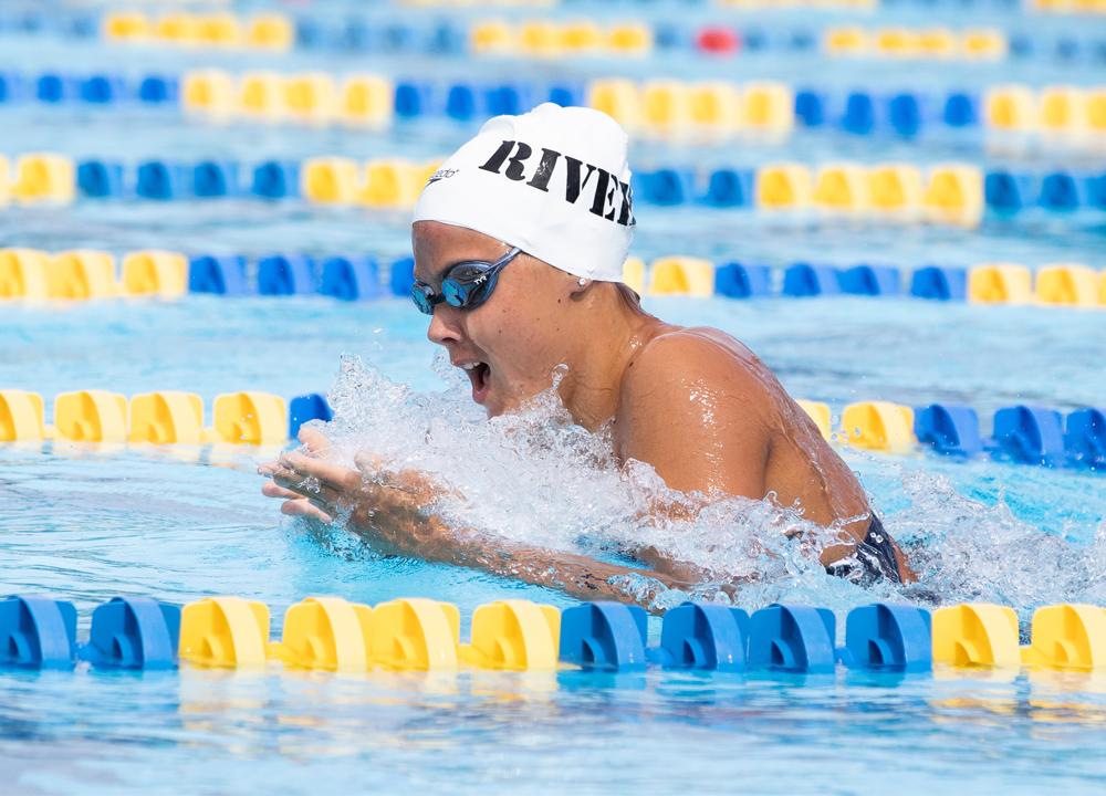 Swimming World February 2020 - College Previews - A Sense of Deja Vu - Savannah College