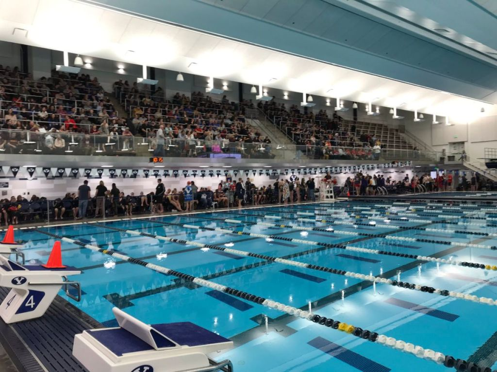 brigham young pool byu cougars