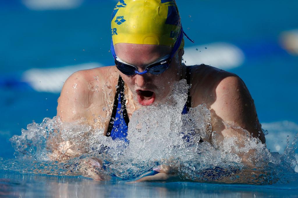 kaitlyn dobler breaststroke