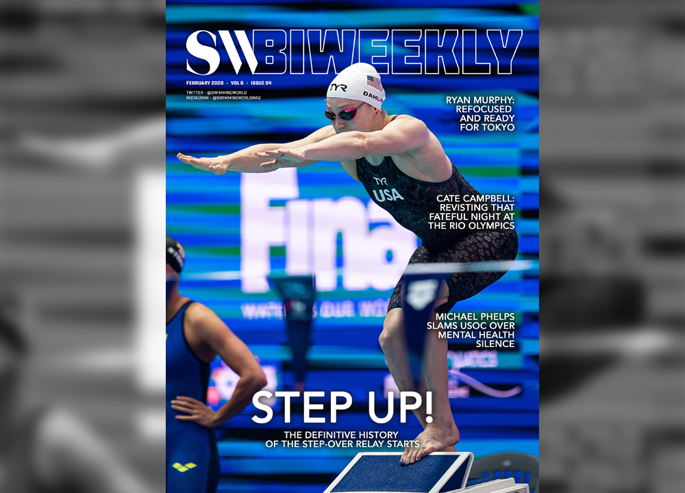 SW Biweekly February 21, 2020 - The Definitive History of The Step Over Relay Starts On The Wedge