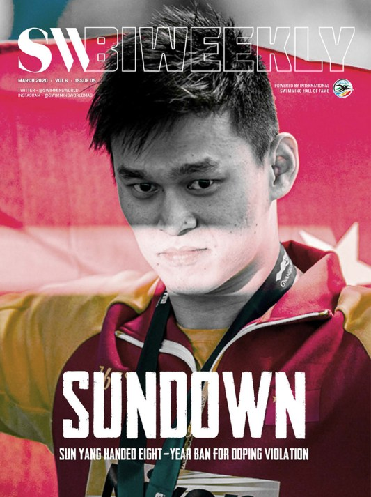 SW Biweekly - Sun Down: Sun Yang Handed Eight-Year Ban For Doping Violation - Cover