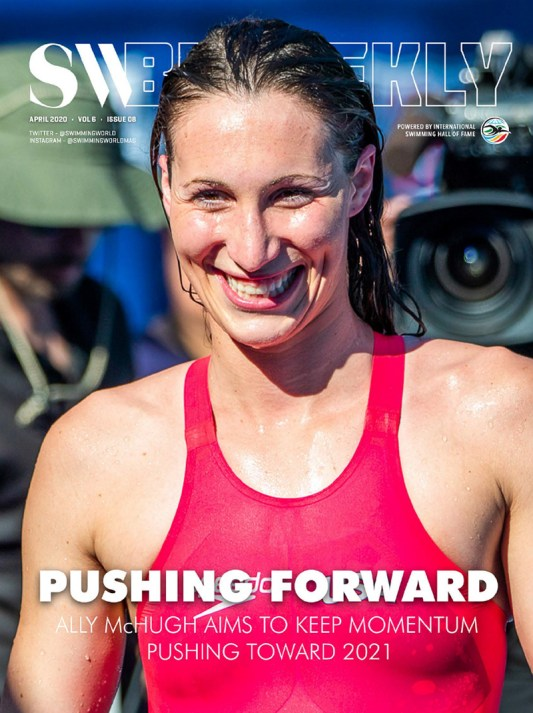 SW Biweekly - Pushing Forward: Ally McHugh Aims To Keep Momentum Pushing Toward 2021 - Cover