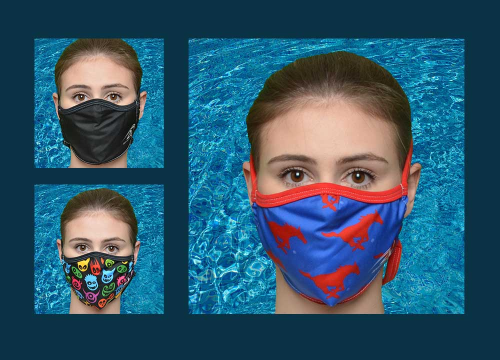 custom masks from agon