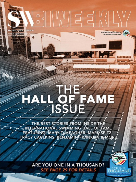 SW Biweekly - The Hall of Fame Issue - Cover
