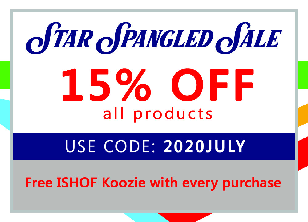 ISHOF swim shop 4th of July sale