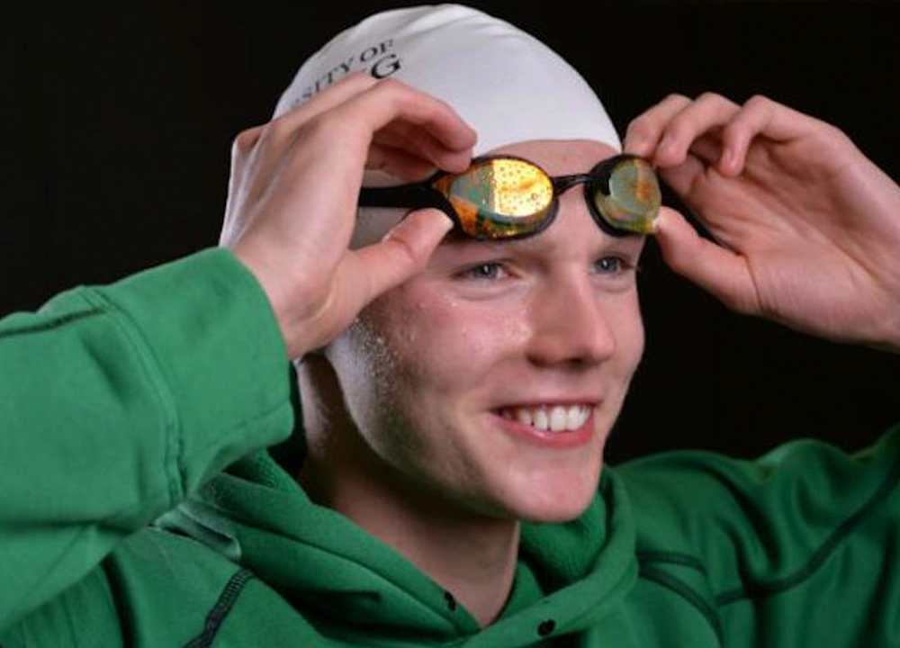 """Swimming World Presents """"GREAT SCOT(T)!...Scotland's Duncan Scott Poised As An Olympic Threat"""" - Swimming World News"""