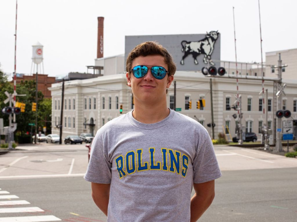 Dalton Husketh rollins college