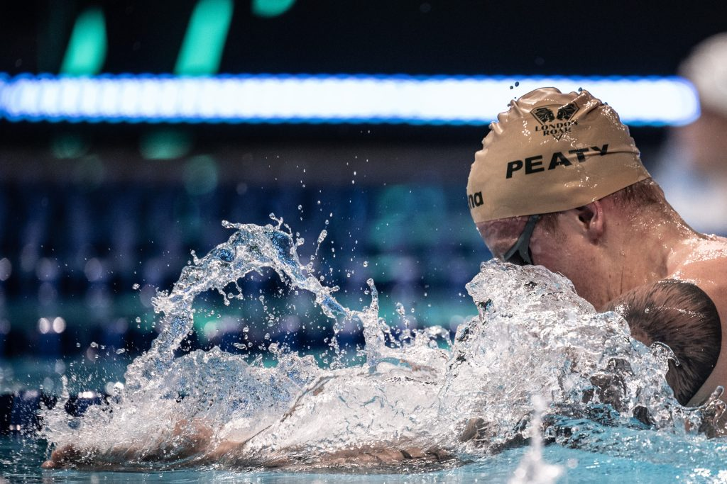 Adam Peaty London Roar International Swim League by Mike Lewis D5D_7869
