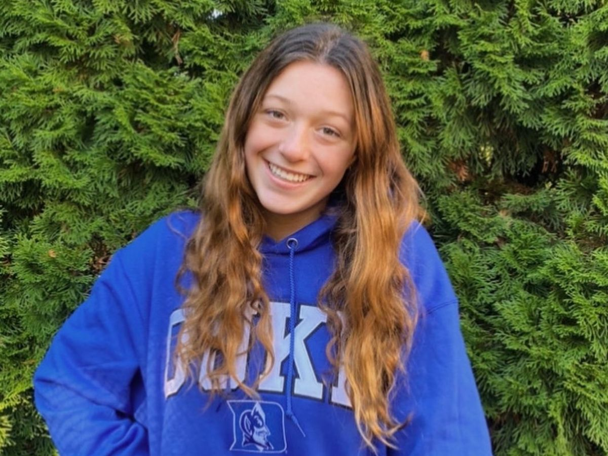 Blue Devils Secure 2022 Verbal from Three-Time Illinois State Champion Kaelyn Gridley - Swimming World News