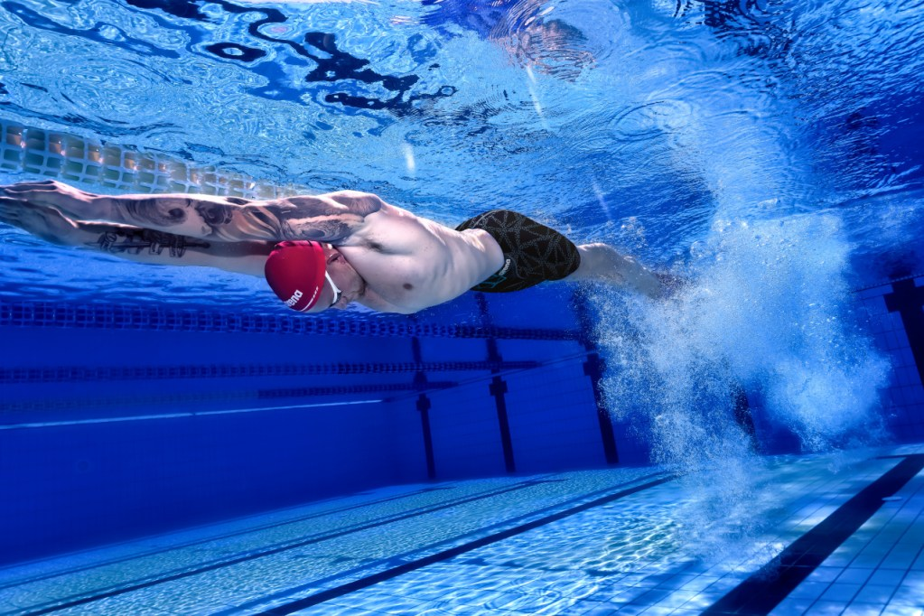 Adam Peaty (photo: Mike Lewis)