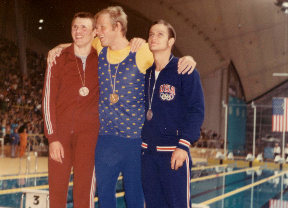 Olympic History - Larsson and McKee