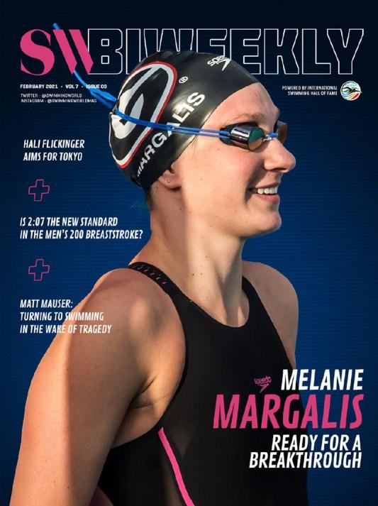 SW Biweekly - Melanie Margalis: Ready For A Breakthrough - Cover