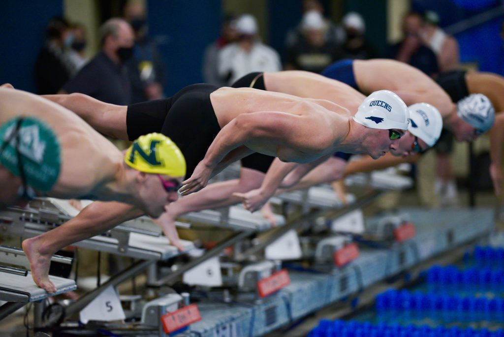 2021 NCAA Division II Men's Swimming and Diving Championship - Finals
