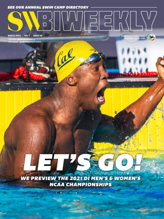 SW Biweekly - 2021 NCAA Men's and Women's Division I Championships Preview - Cover
