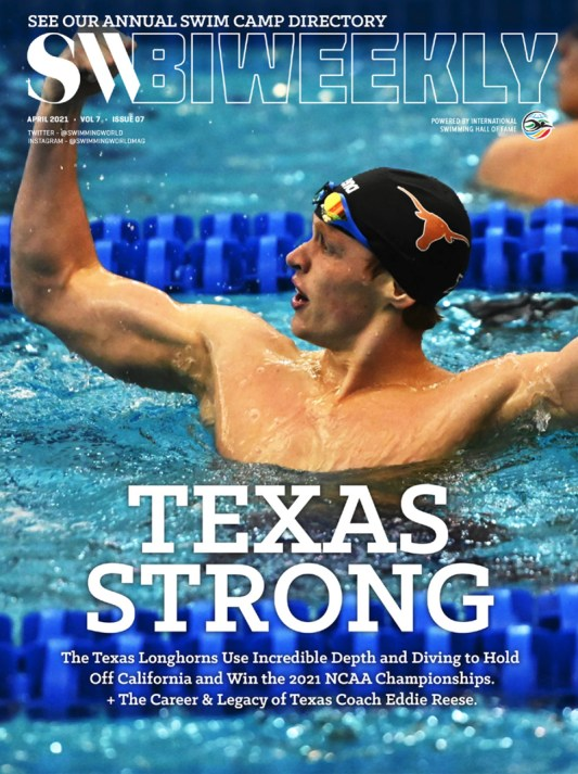SW Biweekly - Texas Strong: Longhorns Win The 2021 NCAA Championships! - Cover