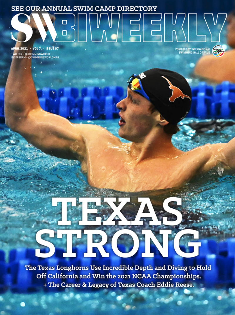 SW Biweekly 4-7-21 - Texas Strong - COVER