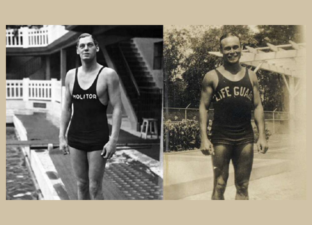 Swimming World April 2021 - How The General Slocum Steamship Disaster Impacted Swimming History - Johnny Weissmuller and Charles Robert Drew