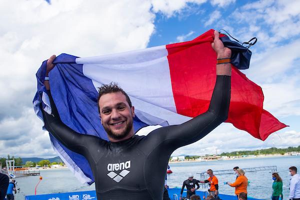 Axel Reymond 25k European Championships