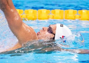Evgeny Rylov 2021 European Championships