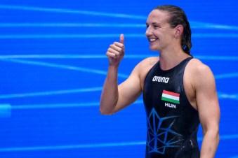 Katinka Hosszu 400IM European Championships