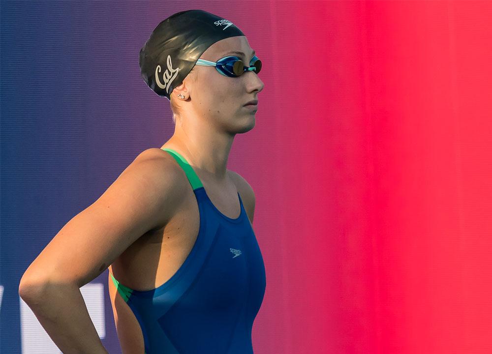 Swimming World June 2021 - Mental Prep Before The Beep Amy Bilquist
