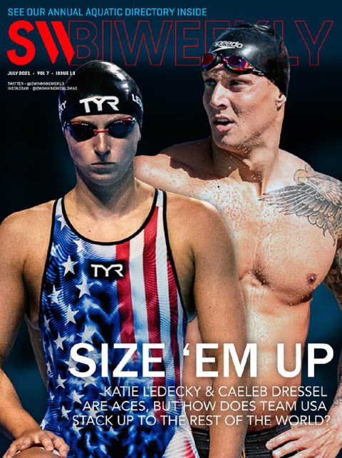 SW Biweekly 7-7-21 - Size Em Up - How Does Team USA Stack Up To The Rest of the World - COVER