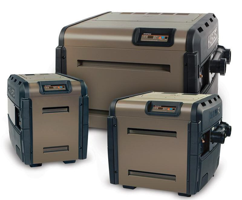 Hayward Heaters different sizes