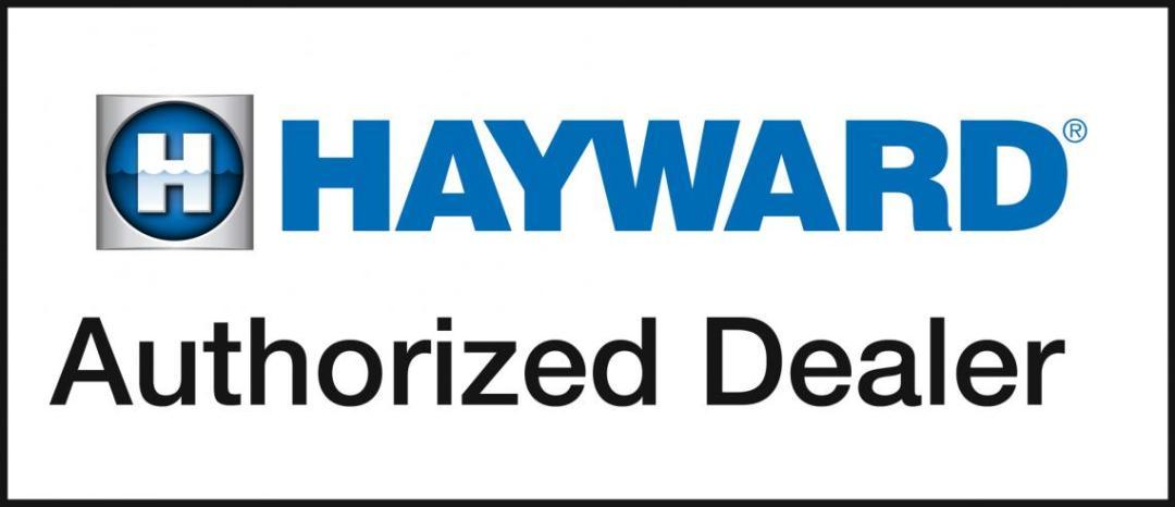 Hayward Authorized Dealer Logo