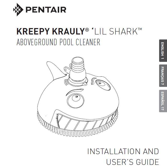 Lil shark Installation manual