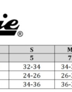 Hobie size chart also swimstyle fit guide charts by brand rh