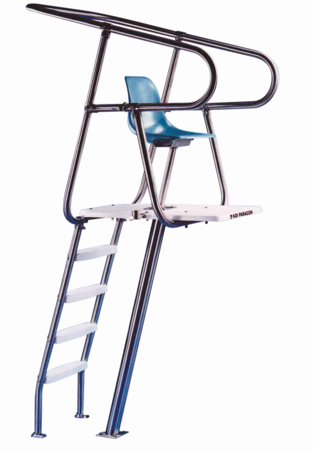 paragon lifeguard chairs stainless steel for hospitals osha chair swimtime