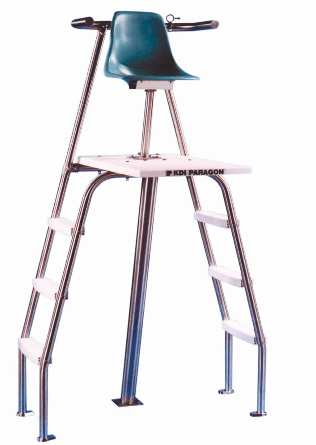 paragon lifeguard chairs pub height chair side ladder swimtime