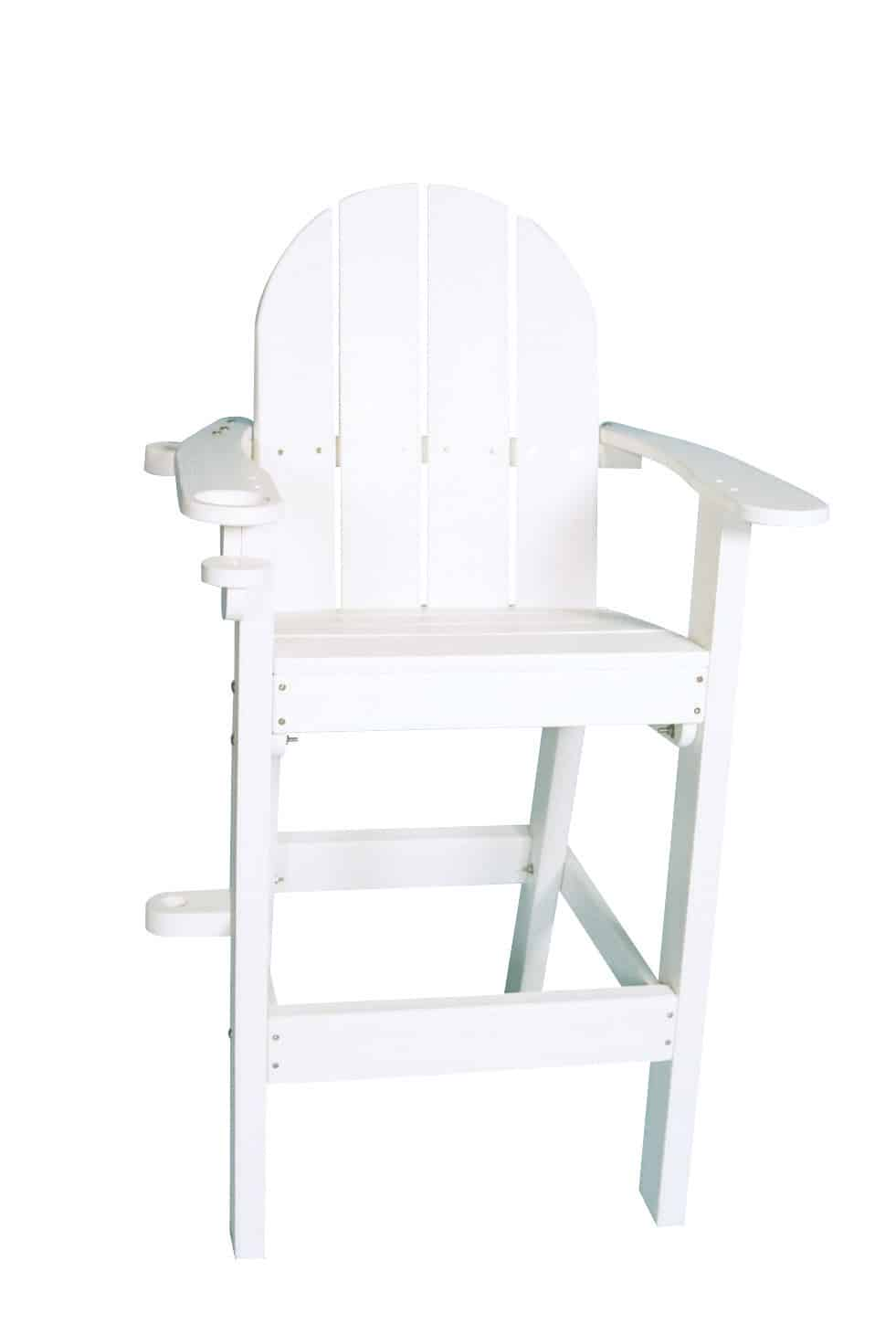 paragon lifeguard chairs wine barrel rocking chair movable 6 high swimtime 30 l x 29 w 51 h
