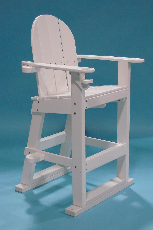 paragon lifeguard chairs chair table rental side ladder swimtime wheel kit medium 44 x 16 tailwind
