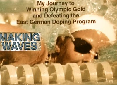 Making Waves - Shirley Babashoff - Santa Monica Press
