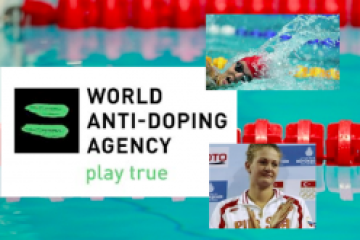 Play True - but they didn't: Natalia Lovtsova, top, and the teammate she accuses, Ksenia Moskvina