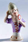 January Giveaway half doll or dresser doll from Germany