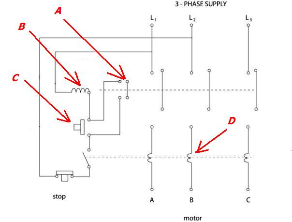 Motor starters and speed control