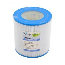 Darlly SC759 - 19cm Hot Tub Filter Cartridge for Master Spas - Swindon Pool Hot Tub & Spa Chemicals And Accessories