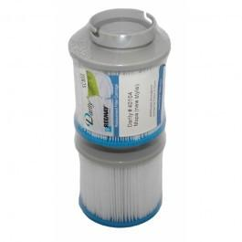 Darlly SC802 - 10.4cm Hot Tub Filter Cartridge for MSpa (Twin Pack) - Swindon Pool Hot Tub & Spa Chemicals And Accessories