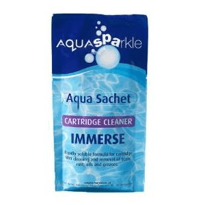 Immerse Aqua Sachet - 100g - Swindon Pool Hot Tub & Spa Chemicals And Accessories