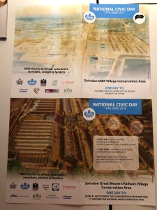 brochures for civic days 2017 and 2018