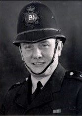 PC Ron Spencer - Ron Spencer: Cerney's Hero Policeman