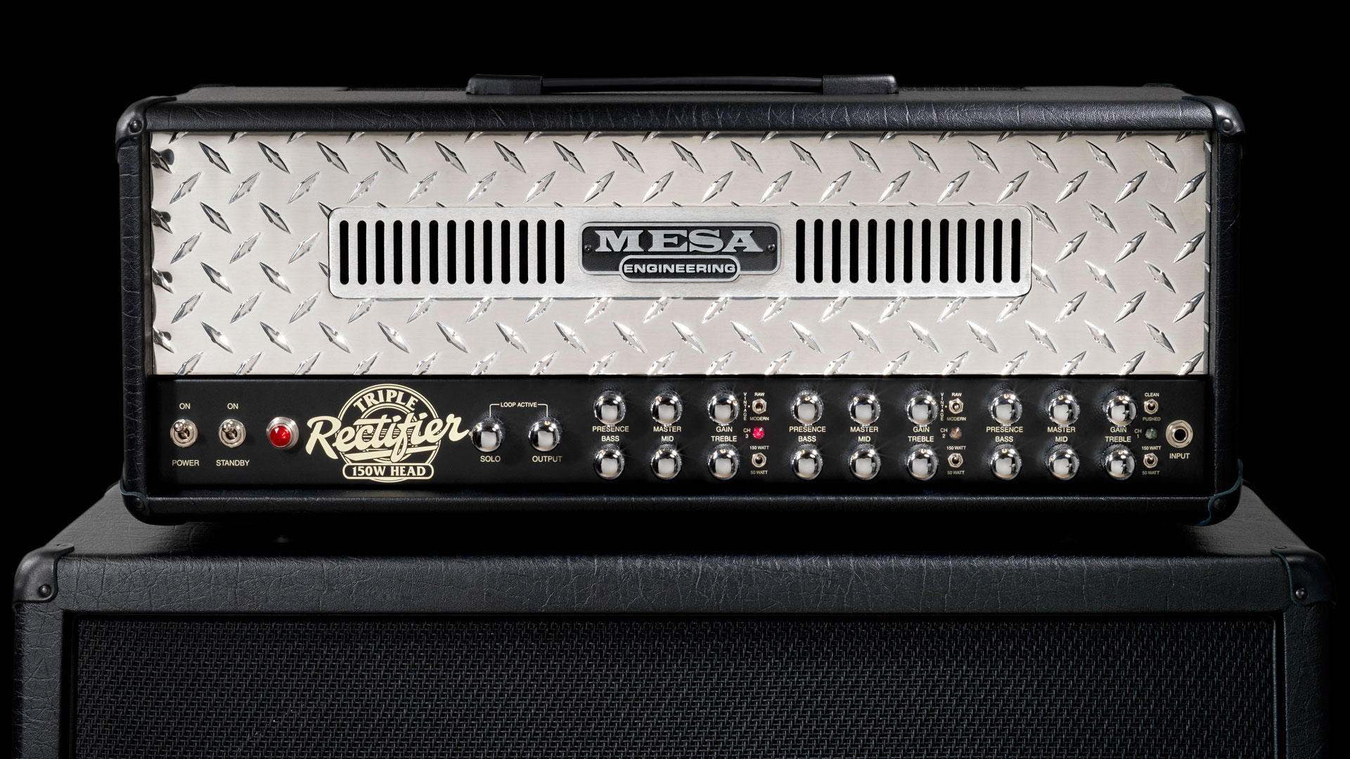 Mesa Boogie Triple Rectifier Guitar Head