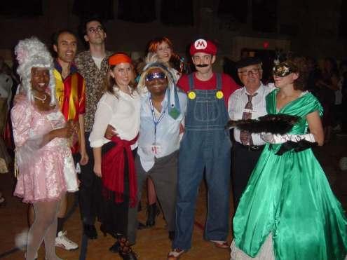 PBDA Halloween