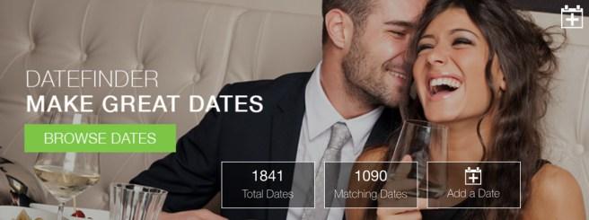 RedHotPie DateFinder