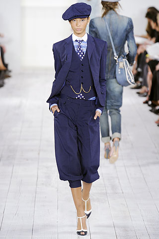 It seems Ralph Lauren s take on the recession involves some neat references  to the 1930s Depression 0c37f3c67