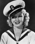 Portrait of Ginger Rogers
