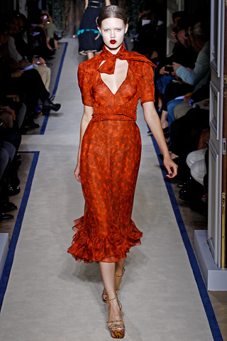 51dbeb83a6a Top Picks: Yves Saint Laurent, Spring 2011 Ready To Wear